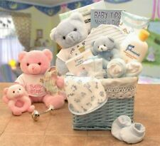 Sweet Baby of Mine New Baby Basket - Pink  Med