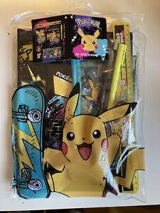 Pokémon, Graffiti A4 Stationery Set Brand New & Sealed. Pokemon. Back To School