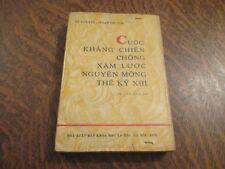 cuoc khang chien chong xam luoc nguyen mong the ky XIII in lan thu tu - HA VAN