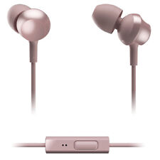 PANASONIC IN-EAR HEADPHONES WITH REMOTE & MIC - ROSE GOLD - RPTCM360EP