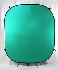 Promaster 6X7 POP-UP Background Chromakey Green & Blue