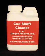Cue Shaft Cleaner 4oz- Cue Repair - The Best Cleaner Available 000300