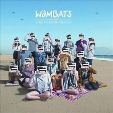 THE WOMBATS Proudly Present This Modern Glitch CD BRAND NEW