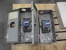 Ge Enclosed Circuit Breaker with Enclosure 100 Amp Breaker