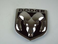 Dodge Ram Tailgate Emblem Large Ram Head Badge 55277435AC OEM Mopar