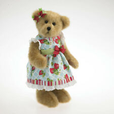 "Boyds Bears 12"" Sarah P. Sweetberry Plush"