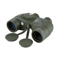 BOSTRON Waterproof 10x50 Marine Hunting Outdoor Binoculars Built-in Rangefi B2Q5