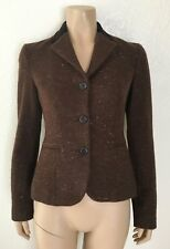 RALPH LAUREN Black Label Wool Cashmere Brown Jacket Blazer, Size 2 XS