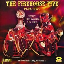 The Firehouse Five Plus Two : Settin' the World On Fire: The Whole Story Vol. 1