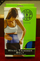 Gold's Gym Waist Trimmer Belt With Hot Cold Pack