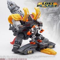 MFT Lost Planet Transformation Toys MF34 & G1 Huge Dragon Omega Action Figure
