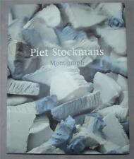 Piet Stockmans Monograph, 2002 1st, Art Pottery, Potter, Bouchez, Clark, Raskin