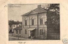 16734/ Foto AK, Siedlce, Klub miejski, 1915