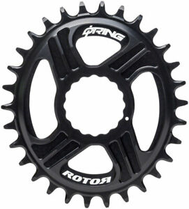 Rotor Q-Ring Direct Mount Oval Chainring: for Direct-Mount RaceFace CINCH