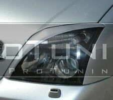 Vauxhall Opel Vectra C Signum eyebrows headlight spoiler lightbrows eye lids