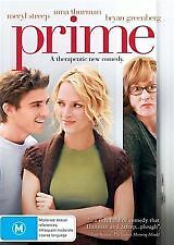 PRIME - BRAND NEW & SEALED R4 DVD (UMA THURMAN, MERYL STREEP)