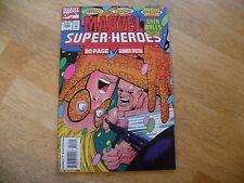 MARVEL SUPER-HEROES #14 (9.6NM+)SUMMER 7/93-XTREME HI GRADE COMIC-I'M ORIG OWNER