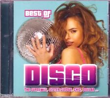 Disco Best CD Classic 70s SUPREMES DOLLAR TRAMMPS MARVIN GAYE DONNA SUMMER