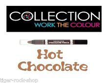 Collection 2000 Work The Colour Eye Shadow Pencil *pick a Shade* Hot Chocolate 4