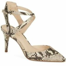 Animal Print Stiletto Nine West Heels for Women
