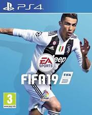 FIFA 19 2019 PS4 NUEVO PRECINTADO EN CASTELLANO ESPAÑOL PS4