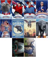 Dumbo Movie 2019 Mirror Surface Card Sticker Promo Card Poster Sticker ksaosusia