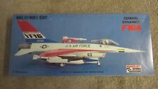 Minicraft Hasegawa General Dynamics F-16A Model Kit - 1/72 Scale - #1110  (G 22)