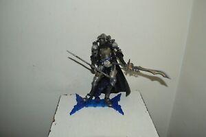 Figurine Play arts Final fantasy 12 FF XII Gabranth support by square enix 26 CM
