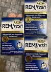 3 PACK - REMfresh Extra Strength 5mg Melatonin Sleep Aid Supplement, 36 Caplets