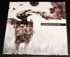Katatonia: Dead End Kings 2 LP Double Black Vinyl Record Set 2012 Peaceville NEW