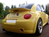 VW NEW BEETLE SPOILER