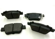 FOR TOYOTA VERSO 1.6 1.8 2.0 2.2 D4D REAR BRAKE PADS TOP QUALITY UK