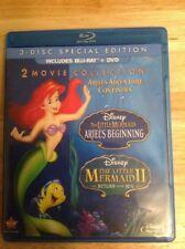 The Little Mermaid II: Return to the Sea/The Little Mermaid: Ariels Beginning