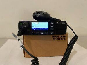 NEW! Motorola XPR5550eAAM28JQN9RA1AN VHF 136-174MHz 45w Digital Mobile Radio