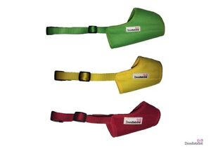 Doodlebone Air Mesh Dog Muzzles For All Types Of Dog and All Types Of Reasons