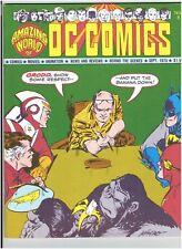 Amazing World of DC Comics #8 1975 High Grade Carmine Infantino DC Fanzine Rare