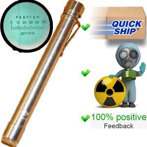 NEW Military Dosimeter DKP50A DKP50 Radiometer Geiger Counter Radiation Detector