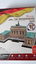3D Puzzle Brandenburger Tor (neu, 40cm breit) Berlin Brandenburg Gate Cubic Fun