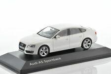 AUDI A5 Sportback white 2012 1/43 SCHUCO 5010905013
