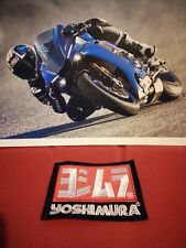 Yoshimura Exhaust Clothing Leathers Patch