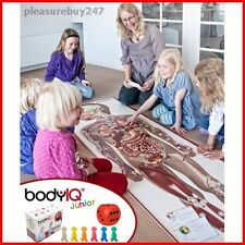 Black Friday Offer Body IQ Educational Board Game Human Body Fun Kids Juniors
