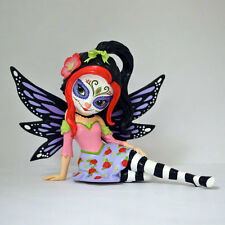 Jasmine Becket-Griffith JBG VIVID LUCIA Sugar Skull Fairies Figurine NEW