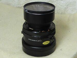 Mamiya 180mm F/4.5 MAMIYA-SEKOR C Manual Focus Lens For RB67 SLR Camera