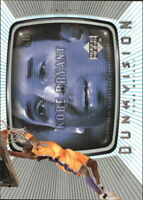 2002-03 Upper Deck Dunkvision #DV2 Kobe Bryant / LA Lakers / HOF / NM-MT