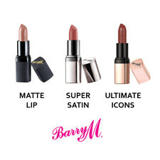 Barry M Lip Paint Lipstick Full Range Available - Official Barry M Stockist