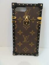 Louis Vuitton Eye Trunk Monogram 7+ IPhone Case ret $1250