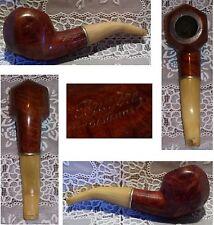 Pipe BRUYERE GARANTIE bois corne? objet du fumeur tabac wood horn? tobacco