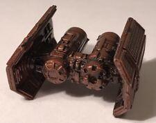Star Wars Micro Machines Bronze Imperial Tie Bomber Rare Mini Ship Pack Galoob