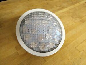 RGB LED Schwimmbad Pool Unterwasser Leuchtmittel Strahler PAR56 12V IP66 Stahl