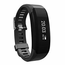 Heart Rate Monitor Activity Sleep Waterproof Running Sports Watch Fitness Band